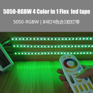 Video | SMD 5050 RGBW 4In1 Flex LED Tape - Witop Digital LED